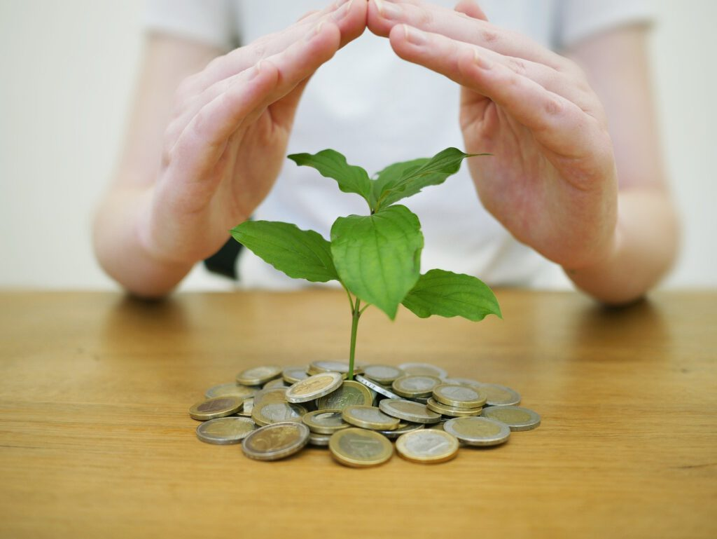 Symbolfoto Investment